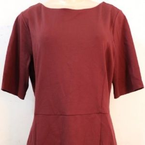 Cranberry Ann Taylor Dress